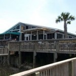 Dinner at Sharky's Restaurant on Ocean Isle Beach